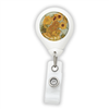 Van Gogh Sunflowers Badge Reel