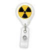 Radioactive Badge Reel