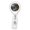 Picasso The Old Guitarist Badge Reel