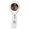 Norman Rockwell Freedom of Speech Badge Reel