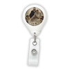 Norman Rockwell Freedom from Want Badge Reel