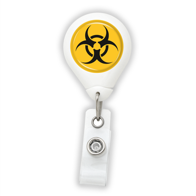 Biohazard Badge Reel