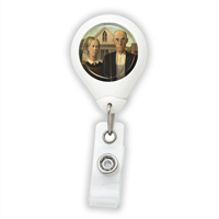 American Gothic Badge Reel