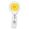 Happy Yellow Sun Badge Reel