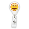 Wink Emoji Badge Reel