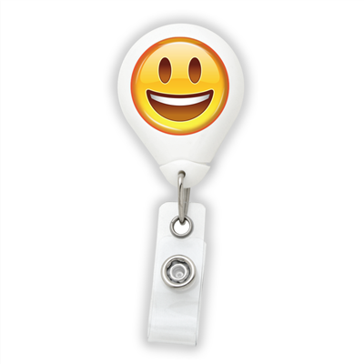 Smile Emoji Badge Reel