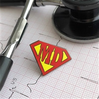 Super MD Pin