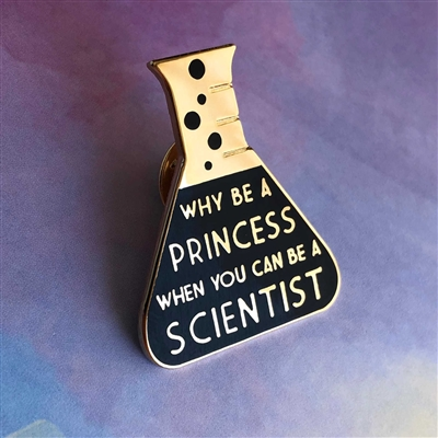 Scientist > Princess Pin Special Gold Edition