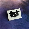 Rorschach Test: Card I Pin