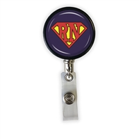 Super RN Heavy Duty Steel Cord Badge Reel