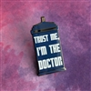 I'm the Doctor Pin