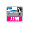 APRN Badge Buddy Horizontal Standard Size