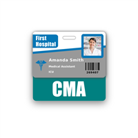 CMA Badge Buddy Horizontal Standard Size