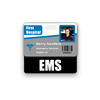 EMS Badge Buddy Horizontal Standard Size