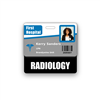 RADIOLOGY Badge Buddy Horizontal Standard Size