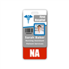 NA Badge Buddy Vertical Standard Size
