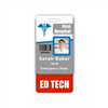 ED TECH Badge Buddy Vertical Standard Size