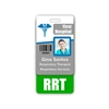 RRT Badge Buddy Vertical Standard Size