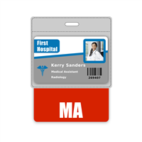 MA Badge Buddy Horizontal Oversized