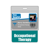 Occupational Therapy Badge Buddy Horizontal Oversized