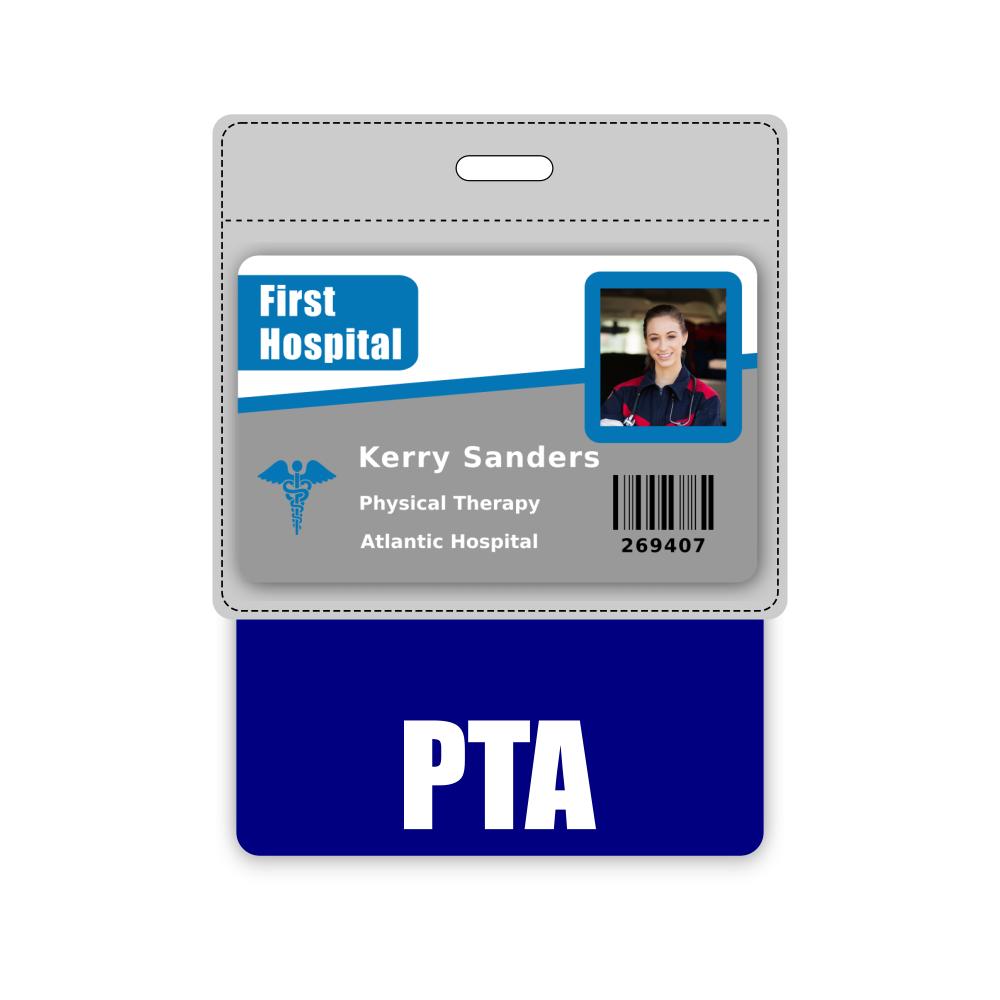 PTA Badge Reel