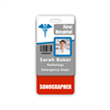 Sonographer Badge Buddy Vertical Standard Size