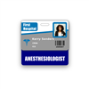 Anestheisologist  Badge Buddy Horizontal Standard Size