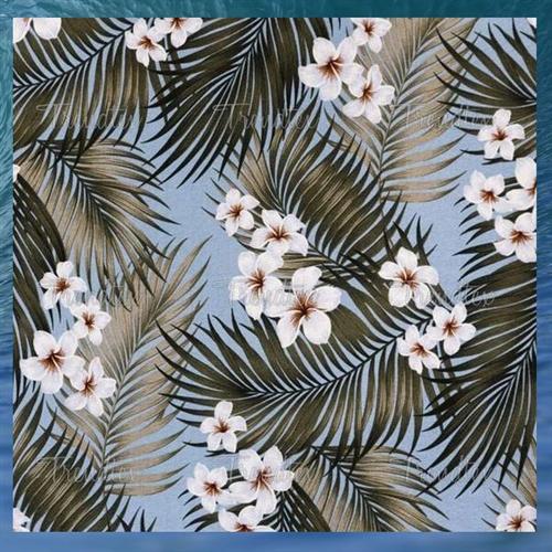 Vinatage Hawaiian Fabric By Dean Miller