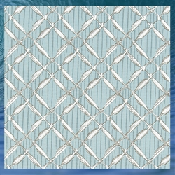 Bora Bora Fabric by the Yard