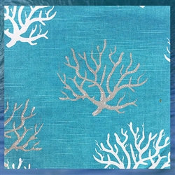 Coral Reef Valance