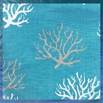 Coral Reef Window Panel