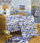 Hawaiian Crib Bedding