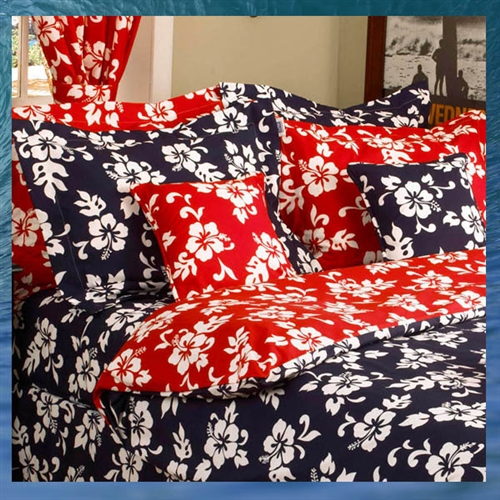 alternative views - Navy Bedding