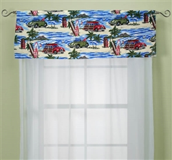 Tropical Window Treatments
