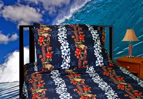Lovely Our Hawaiian Sheets ...