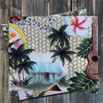Idle Island Pillowcase