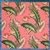 Hawaiian Tropical Fabric by the Yard