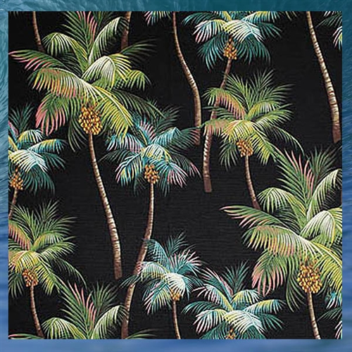 Palm Tree Shower Curtain By Dean Miller