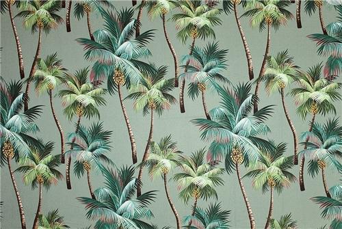 This Palm Tree Curtain