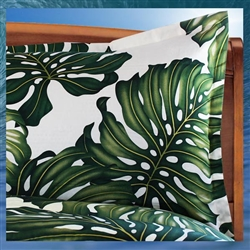 The Palms Duvet Cover