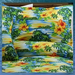 Paradise Abound Bed Skirt