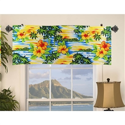 Paradise Abound Valance