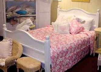 Pink Hibiscus Comforter Set By Surf Designer Dean Miller