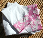 Pink Hibiscus Sheet Set