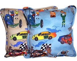 Race Car Pillow