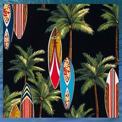 Surfboards Bedspread