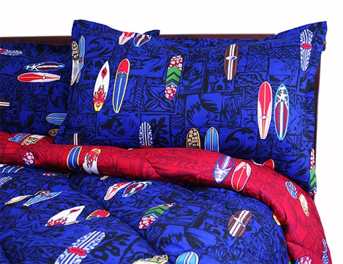 Surf Bedding Sets by Surf Designer Dean Miller