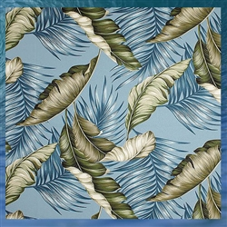 Tropical Window Treatment