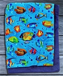 Under the Sea Baby Blanket