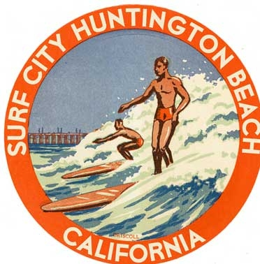 Vintage Surfers Signs Are Available Here